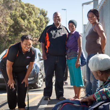 RESTORE DIGNITY TO THE LESS FORTUNATE WITH TASP