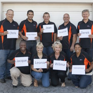Meet the members of the VRCID team
