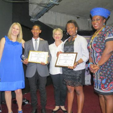 HONOURING 'UNSUNG CHAMPIONS' IN TYGERBERG AREA