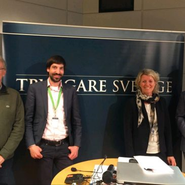 VRCID invited to attend a Business Improvement District Conference in Sweden