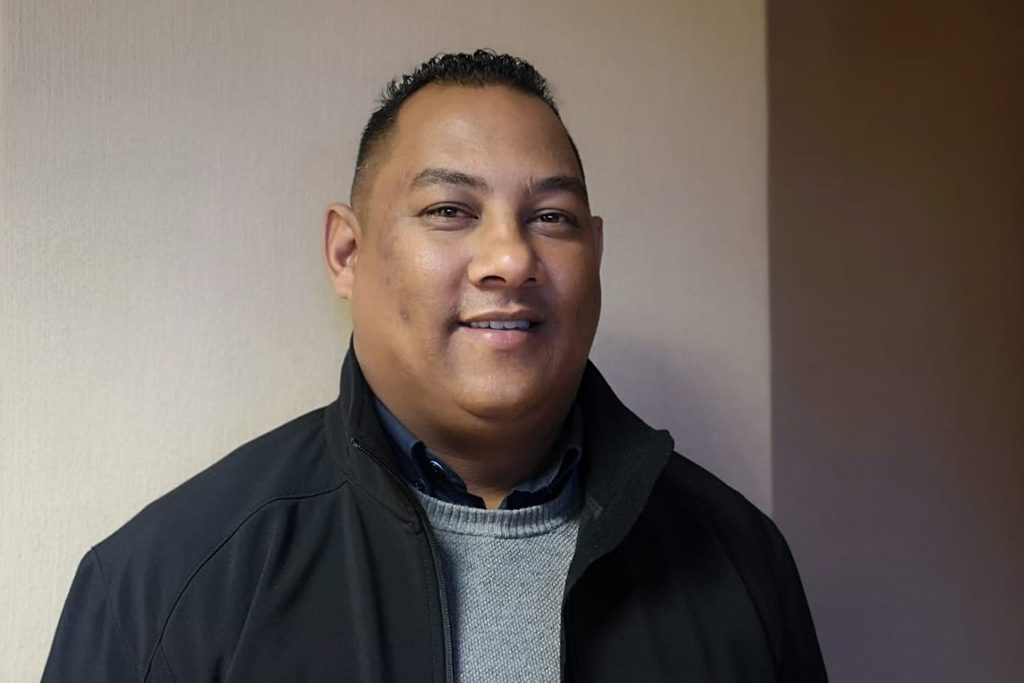 Bradley Abrahams - Precinct 2 Manager